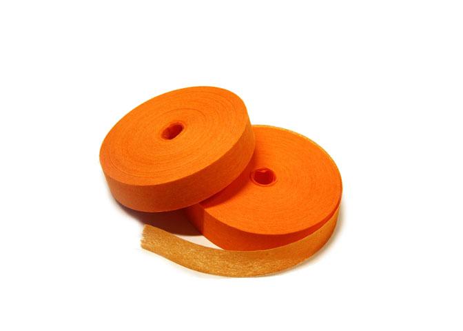 Snitselband orange