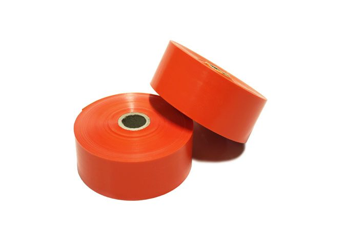 Snitselband PE Orange
